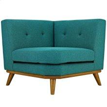 Engage Corner Sofa in Teal