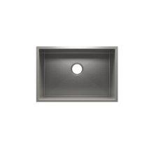 "J7® 003973 - undermount stainless steel Utility sink , 24"" × 16"" × 12"""