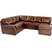 Comfort Design Living Room Loft Sectional CL4032 SECT Product Image