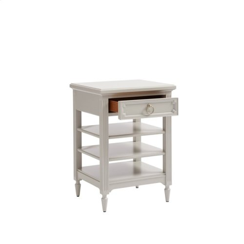 Clementine Court Spoon Bedside Storage Table