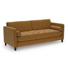 Luxe Cognac Sinclair Sofa