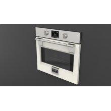 "30"" Pro Single Oven - Glossy White"
