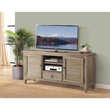 Myra - 64-inch TV Console - Natural Finish