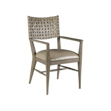 Milo Leather Arm Chair