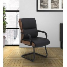 DC#203G-DS - DESK CHAIR Fabric Guest Chair