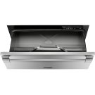 "Heritage 27"" Pro Warming Drawer, Silver Stainless Steel Product Image"