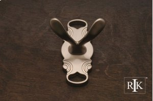 French Curve Base Double Hook Product Image
