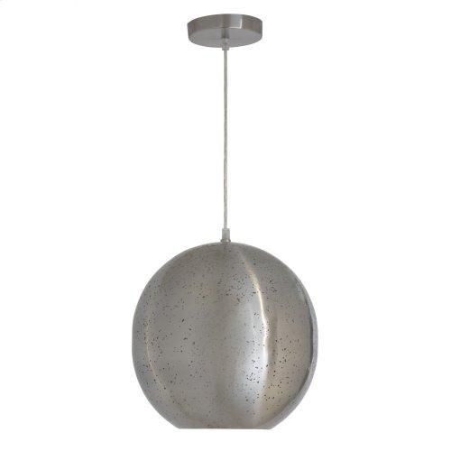 Britton Silver Pendant