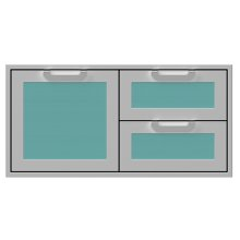 "42"" Hestan Outdoor Combo Door/Drawer - AGSDR Series - Bora-bora"