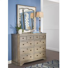 Laurel Grove Tall Dresser