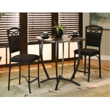 CR-72130  Round Counter Height Dining Table