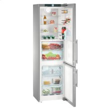"24"" Fridge-freezer with BioFresh and NoFrost, Right Hingle"