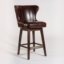 Rockwell Swivel Bar Stool