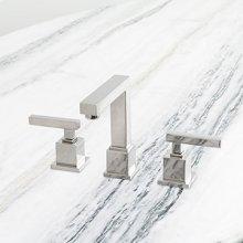 Cube II Faucet - Polished Nickel