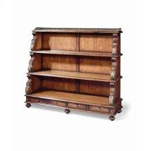 Large Regency Revival Bookshelf
