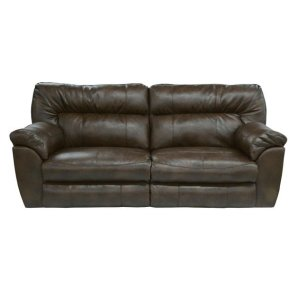 Extra Wide Reclining Sofa