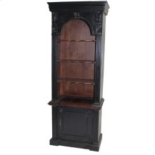 Single Arch Bookcase