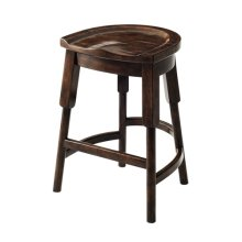 The English Inn Stool