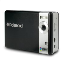Polaroid Instant Digital Camera CZA-05300B with ZINK Zero Ink Printing Technology