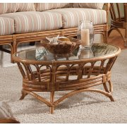 Moss Landing Oval Cocktail Table Product Image