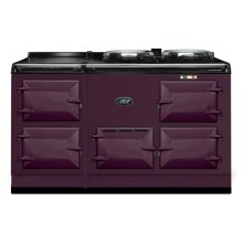 Aubergine 4-Oven AGA Cooker (gas) Cast-iron range cooker