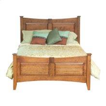 Highlands Queen Panel Bed