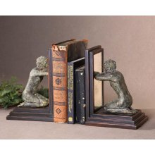 Mirror Image, Bookends, Set/2