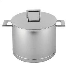 Demeyere John Pawson 7-Ply 8.5-qt Stainless Steel Stock Pot
