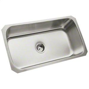 "McAllister® 32"" x 18"" x 9"" Undercounter Single-basin Kitchen Sink Product Image"