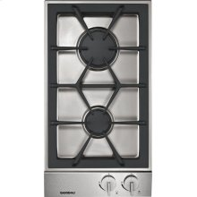 200 series Vario 200 series gas cooktop Stainless steel control panel Width 12 '' (38 cm) Natural gas.