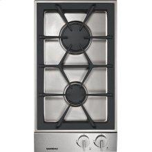 200 series Vario 200 series gas cooktop Stainless steel control panel Width 12 '' (38 cm) Natural gas.