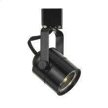 Dimmable 8W Intergrated LED track fixture. 610 lumen, 3300K