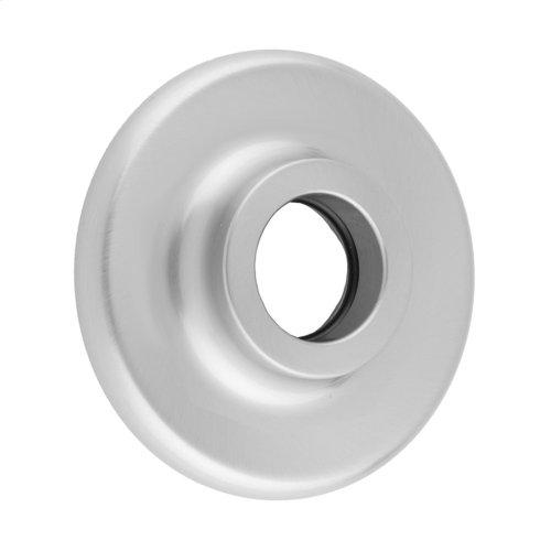 Unlacquered Brass - Round Escutcheon