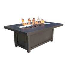 "Outdoor Fire Pit : Monaco 58"" x 38"""