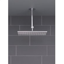 Head shower, ceiling mounted - Grey