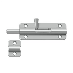 "Spring Bolt 3 1/2"" - Stainless Steel Product Image"