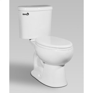 Balsa PALERMO Two-Piece Toilet 1.28gpf, Elongated