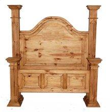 Queen Tall Post Bed (queen)