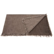 """Life Styles Md201 Charcoal 50"""" X 60"""" Throw Blanket"""