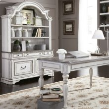 3 Piece Desk & Hutch Set