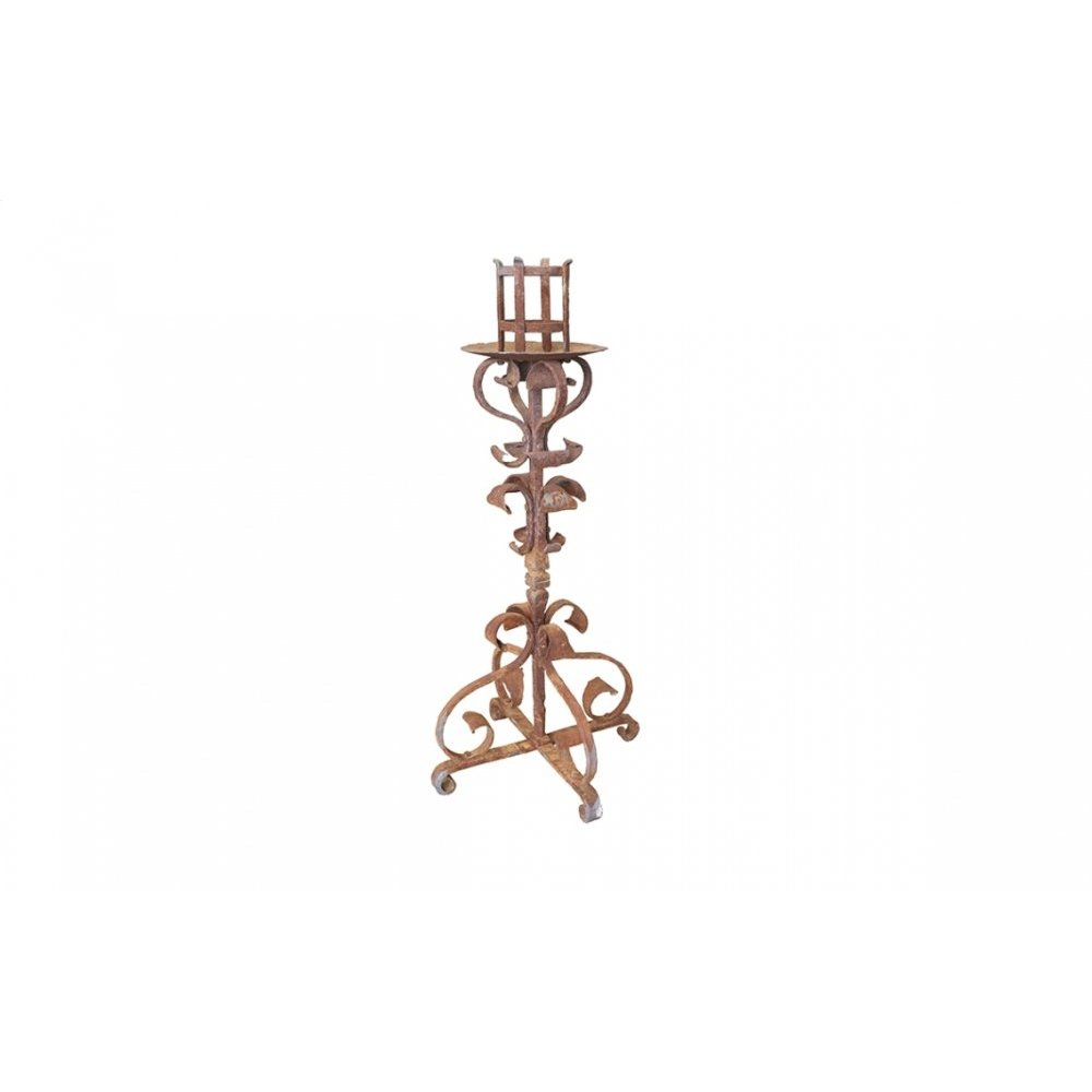 Factory 4 Rustic Small Candle Holder