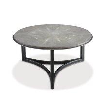 368-831 Niko Cocktail Table - Shagreen