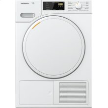 TWB120WP T1 Classic heat-pump tumble dryer With FragranceDos for laundry that smells great.