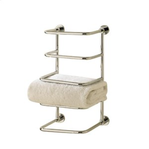Essentials Four Tier Towel Stacker Product Image