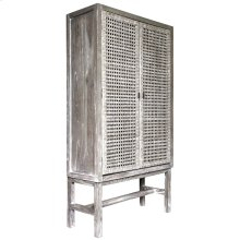 Cabinet, Available in Vintage Smoke Finsih Only.