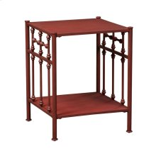 Open Night Stand - Red