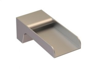 Wall Mount Tub Filler - Brushed Nickel Product Image