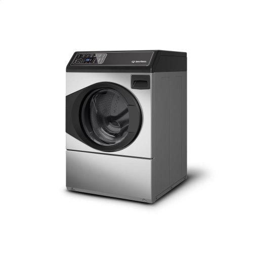White Front Load Washer: FF7