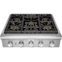 30-Inch Professional Rangetop