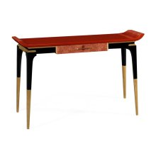 Emperor Red console table